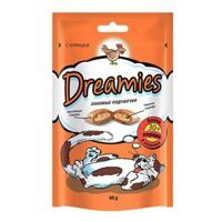 DREAMIES лакомство c курицей 60гр.
